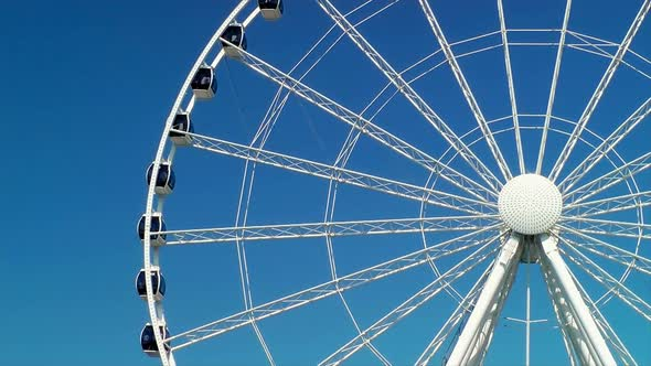 VideoHive The Seattle Great Wheel 11835862
