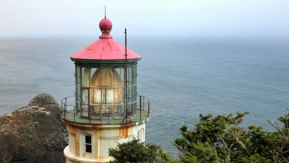 VideoHive Heceta Head Lighthouse 6 11835949