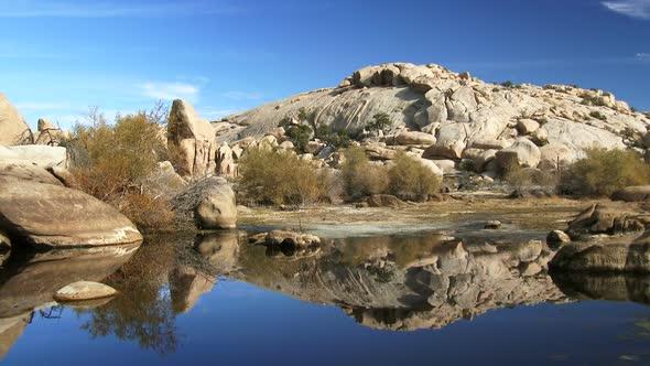 VideoHive Barker Dam In Joshua Tree 11836040