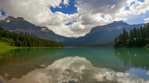 Emerald Lake Time Lapse 2