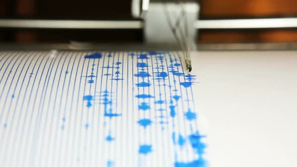 VideoHive Seismograph 11836754