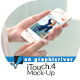 iTouch 4   09 Photorealistic MockUp - GraphicRiver Item for Sale