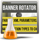 AS3 XML Banner Rotator with Thumbnails - ActiveDen Item for Sale