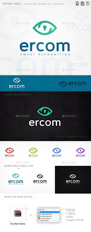 GraphicRiver Ercom Logo 11840562