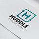 Huddle Logo Template