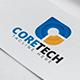 Core Tech Logo Template