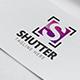 Shutter Logo Template