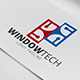 Window Tech Logo Template