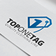Top One Tag Logo Template