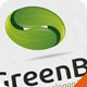 Green Ball Logo - GraphicRiver Item for Sale