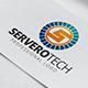 Serverotech Logo Template