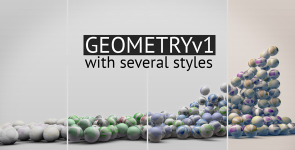 After Effects Project - VideoHive Geometric 1 145012