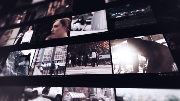 modern video frame by hgungor videohive