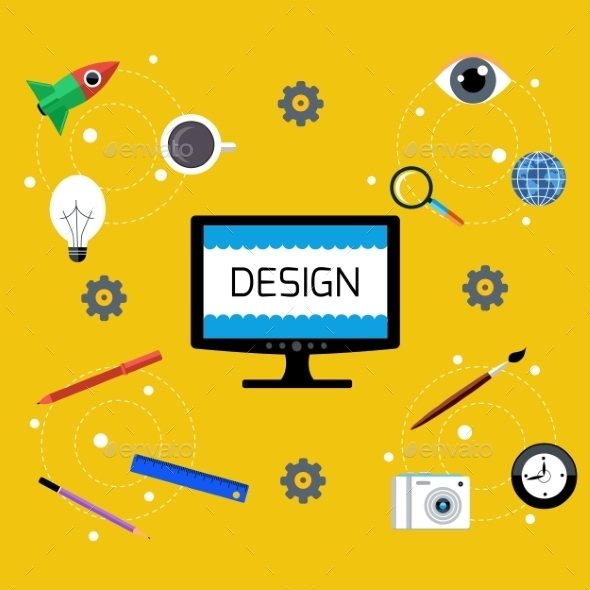 GraphicRiver Web Design 11842347