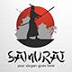 Samurai Logo Template - GraphicRiver Item for Sale