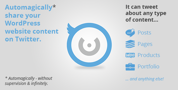 Tweet Wheel – Auto Tweet Your WordPress Content