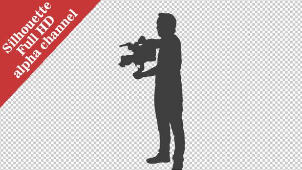 Silhouette of Cameraman 1