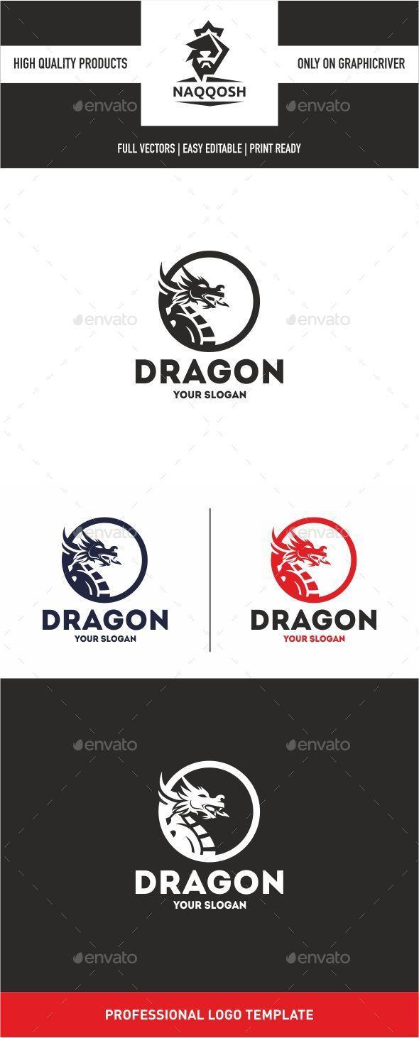 GraphicRiver Dragon 11844010