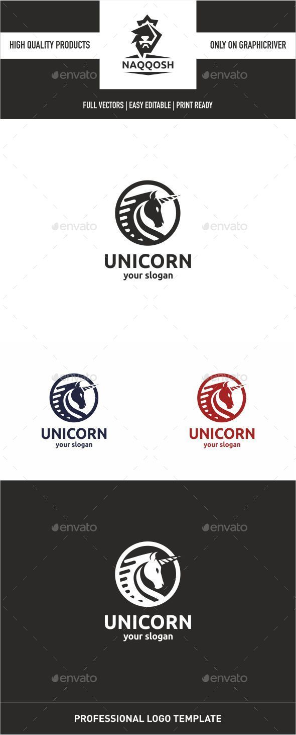 GraphicRiver Unicorn 11844469