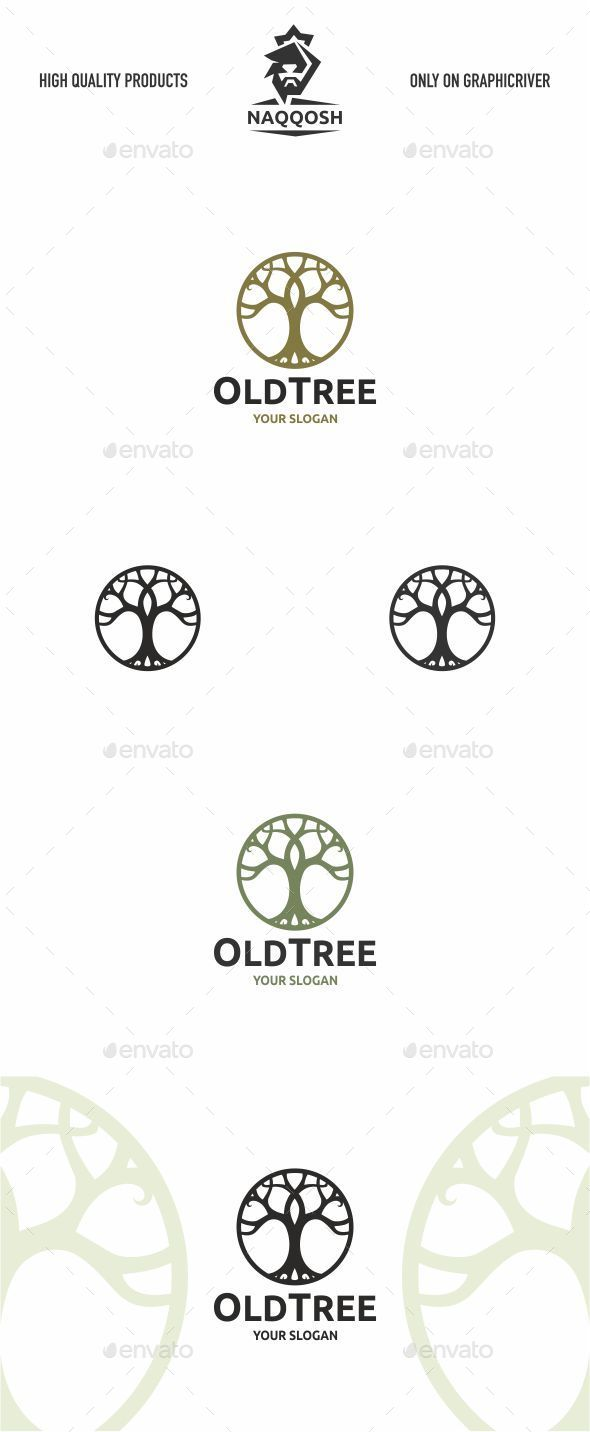 GraphicRiver Old Tree 11844644