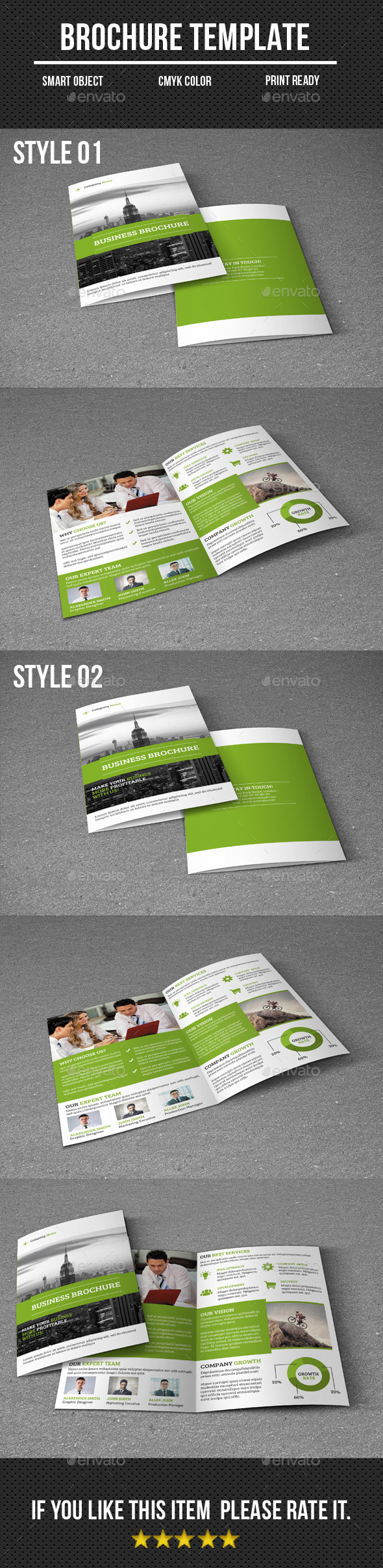 GraphicRiver Business Brochure 11846346