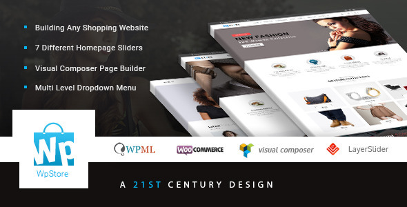 ThemeForest WpStore A Multipurpose Responsive Woocommerce Theme 11554706