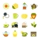 Tea Icons Set - GraphicRiver Item for Sale