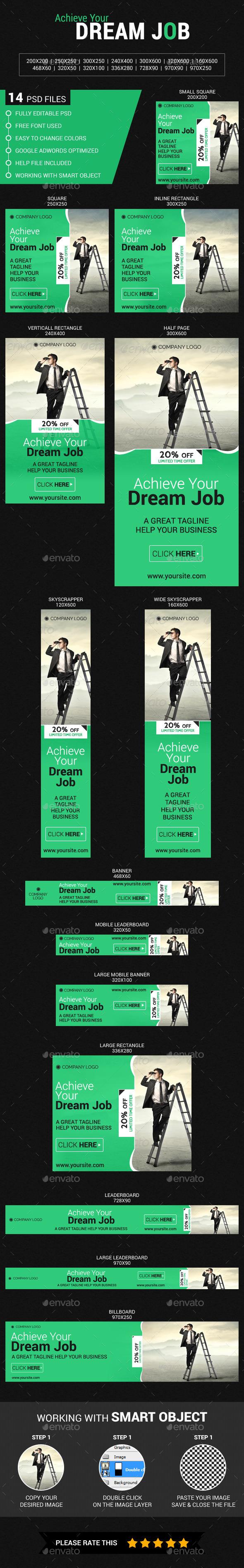 GraphicRiver Job Search & Courses 11848225