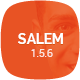 Salem - Clean and Bold One Page Wordpress Theme - ThemeForest Item for Sale