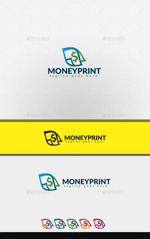 GraphicRiver moneyprint 11851668