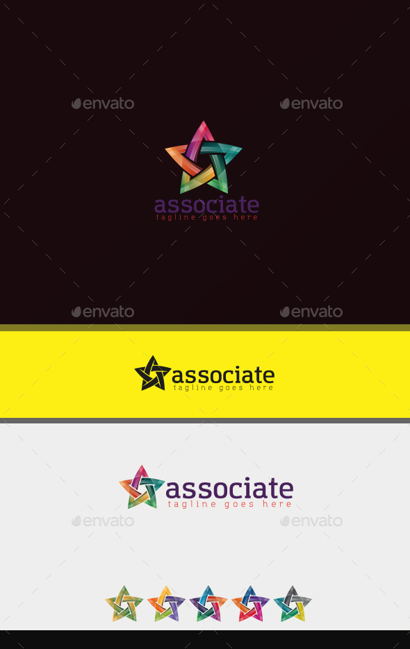 GraphicRiver Associate Logo 11851701