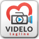 Video Love Logo - GraphicRiver Item for Sale
