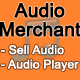 Audio Merchant - CodeCanyon Item for Sale