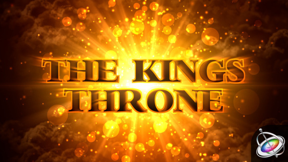 The King's Throne Cinematic Trailer Apple Motion
