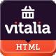 Vitalia - Multipurpose eCommerce HTML Template - ThemeForest Item for Sale