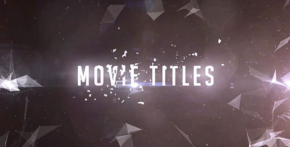Movie Trailer Titles