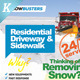 Snow Removal Service Flyers - GraphicRiver Item for Sale