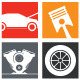Automobile Logo - GraphicRiver Item for Sale