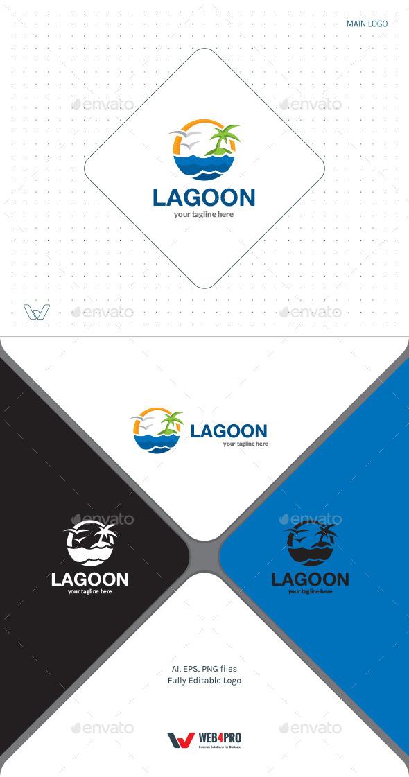 GraphicRiver Lagoon Logo 11857137