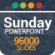 Sunday - Multipurpose PowerPoint Template - GraphicRiver Item for Sale