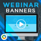 Webinar Banners - GraphicRiver Item for Sale