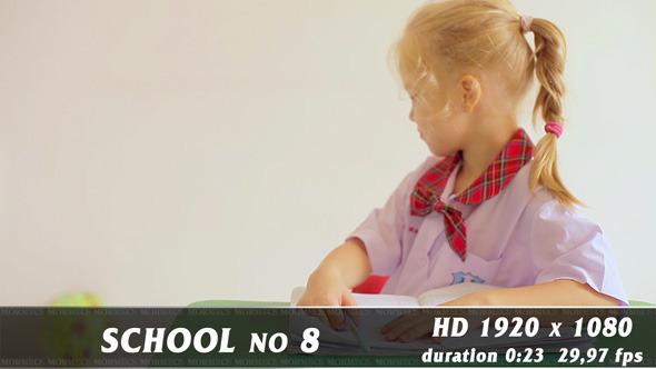 School No.8