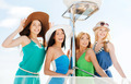 girls on boat or yacht - PhotoDune Item for Sale