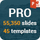 PRO PowerPoint Presentation Template - GraphicRiver Item for Sale