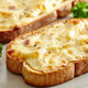Baked bruschetta with ham and cheese - PhotoDune Item for Sale