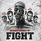 Fight Night Flyer Template PSD - GraphicRiver Item for Sale