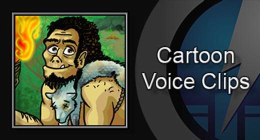 Cartoon Voice Clips
