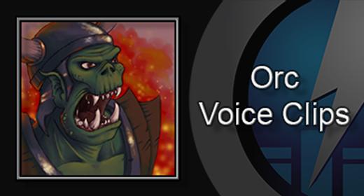Orc Voice Clips