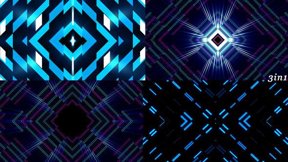 Cross Rays 3-Pack