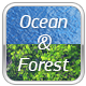 Ocean And Forest - VideoHive Item for Sale